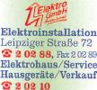 Elektro GmbH