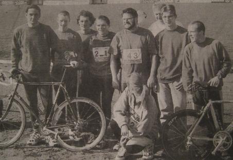 Triathlonabteilung des MTV Wittenberg, 1998