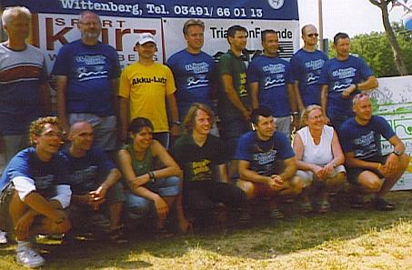 TriathlonFreunde Wittenberg e.V., 2006